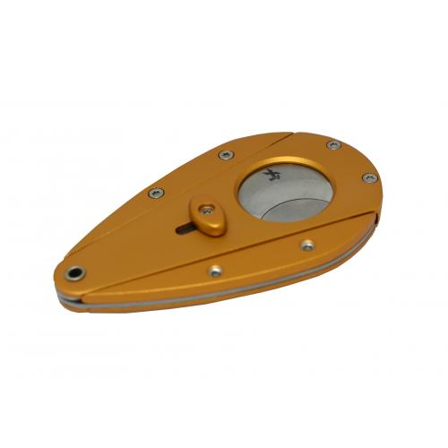 Xikar Xi1 Cigar Cutter - Gold (End of line)