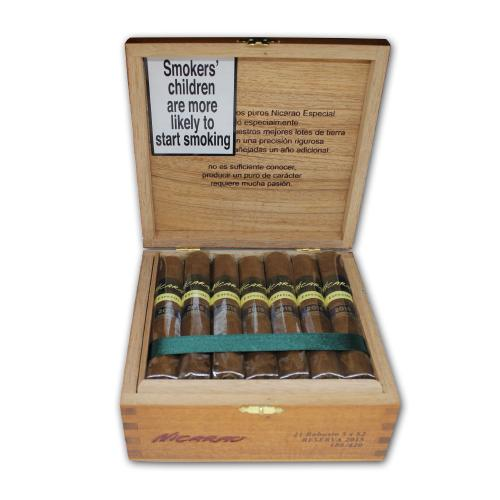 DH Boutique Nicarao Especial Reserva 2015 Limited Edition Robusto - Box of 21