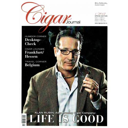 Cigar Journal - Spring Edition 2012