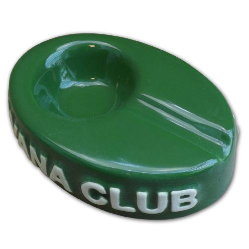 Havana Club Ashtray – El Chico Cigarillo Ashtray – Bottle Green