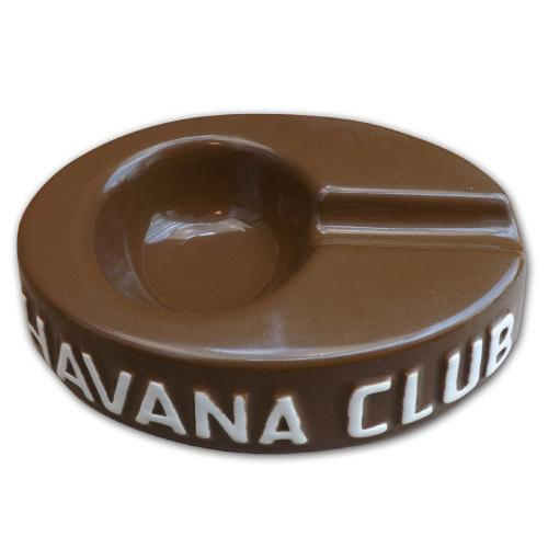 Havana Club Collection Ashtray – Egoista Single Cigar Ashtray – Havana Brown