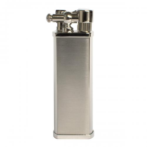 Tsubota Pearl - Bolbo Pipe Lighter - Silver Satin