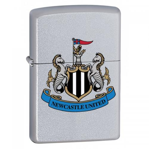 Zippo - Newcastle United FC Official Crest - Windproof Lighter