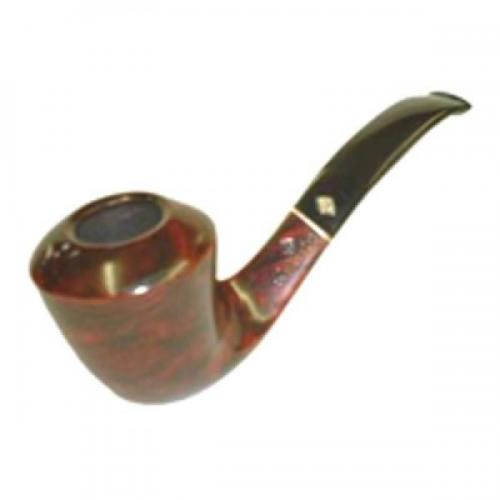 BBB Collector Smooth Bent Briar Pipe