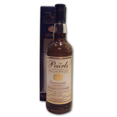 Pearls of Scotland - Dailuaine 1997 Whisky 70cl, 55.9%