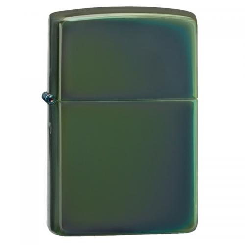 Zippo - Chameleon Classic High Polish Green - Windproof Lighter