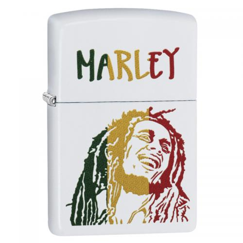 Zippo - Bob Marley Singing - Windproof Lighter
