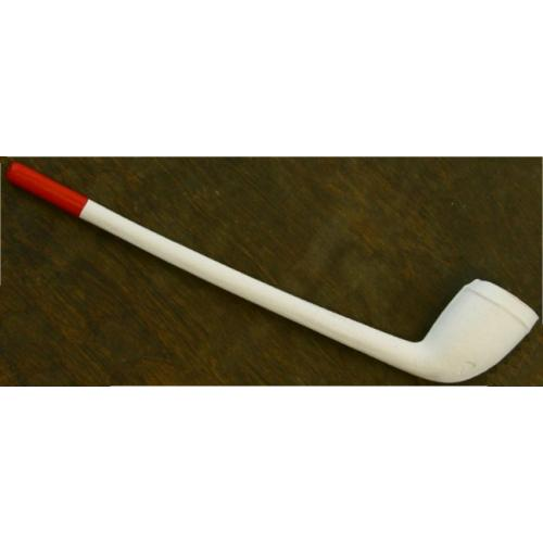 "Clay Pipe - 303 - 7 1/2"" length"