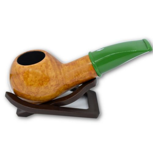 Savinelli Mini Smooth 321 Green Pipe (SAV111)