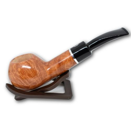 Savinelli Otello Smooth Semi Bent Prince 321 6mm Pipe (SAV74)