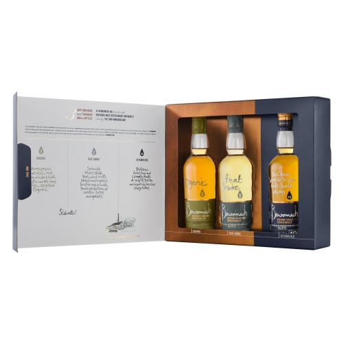 Benromach 3 x 20cl Whisky Gift Pack