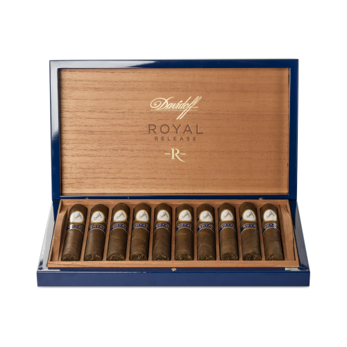 Davidoff Royal Release Robusto Cigar - Box of 10