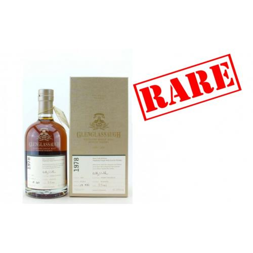 Glenglassaugh 35 Year Old 1978 Port Cask Batch 1 Whisky - 70cl 42.9%