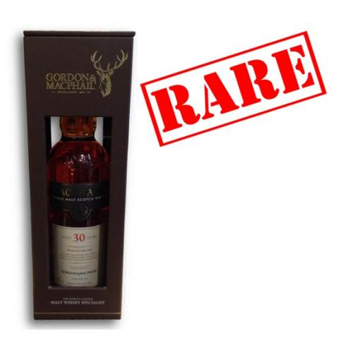 Gordon & MacPhail Aged 30 Year Old Whisky - 40% 70cl