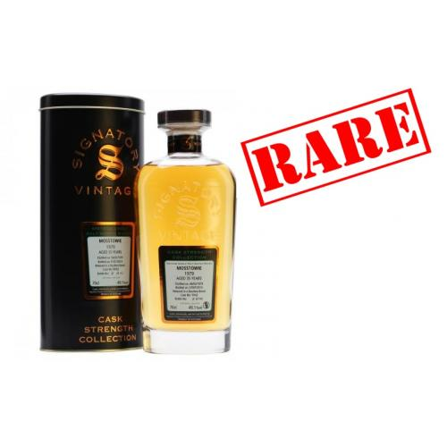 Mosstowie 1979 35 Year Old Cask #5042 Signatory - 70cl 49.1%