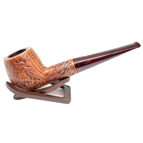 Alfred Dunhill Pipe – The White Spot County Straight Pipe (5101)