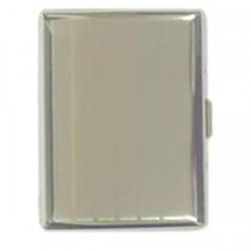 Super King Chrome Cigarette Case