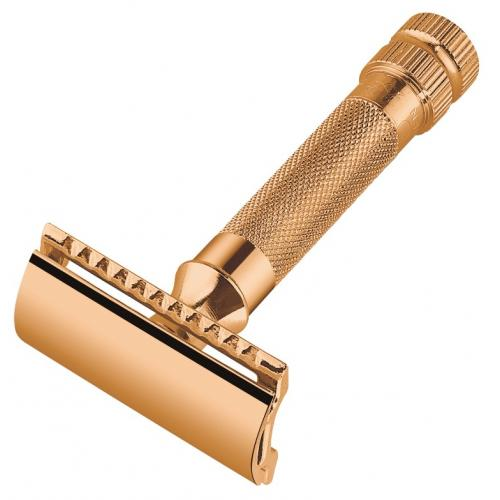 Merkur Gold-Plated 34G Gold Plated Razor
