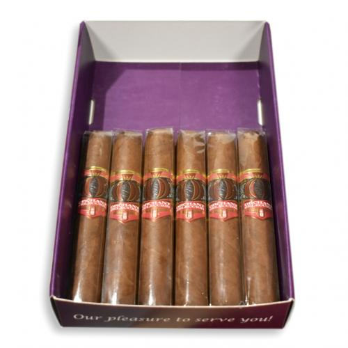 Alec Bradley Orchant Seleccion Shorty Cigar - Pack of 6