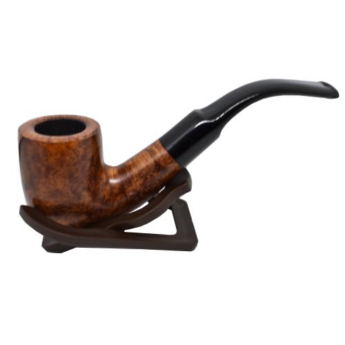 Adsorba Light Brown Smooth Billiard Bent Pipe
