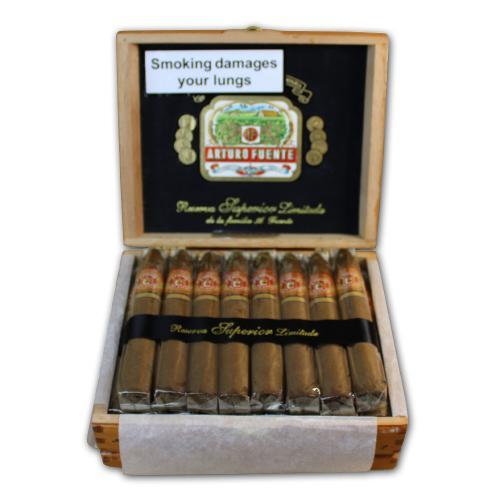 Arturo Fuente Don Carlos No 2 Pyramid Cigars Box Of 25