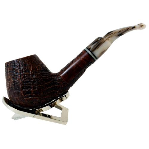 Talamona Sabbiata XL 9mm Fishtail Pipe (ART075)
