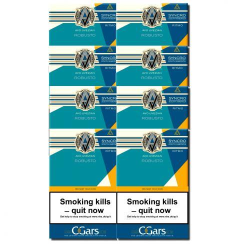 AVO Orchant Seleccion Syncro Robusto Cigar - 8 Packs of 4