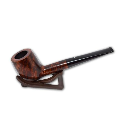 Alfred Dunhill Pipe – The White Spot Amber Root Group 4 Straight Pipe (4103)