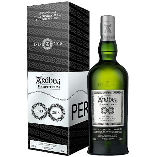 Ardbeg Perpetuum Single Malt Scotch Whisky - 70cl, 47.4%
