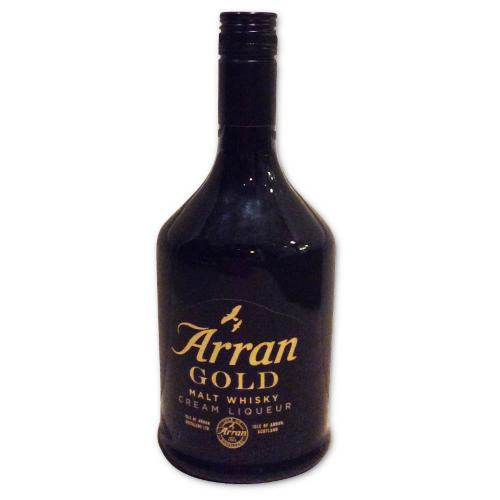 Arran Gold Whisky Liqueur - 70cl 17%