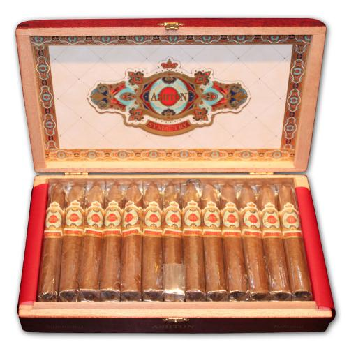Ashton Symmetry Belicoso Cigar - Box of 25