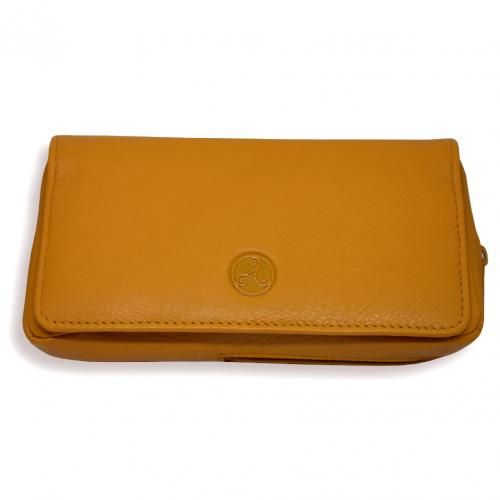 Rattrays Barley Combination Leather Pipe Pouch (PP018)