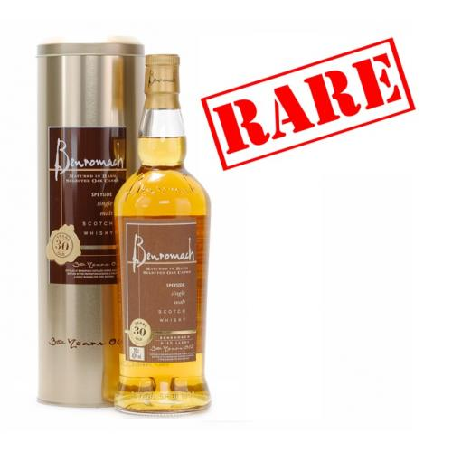 Benromach 30 Year Old Single Malt Scotch Whisky - 70cl 43%