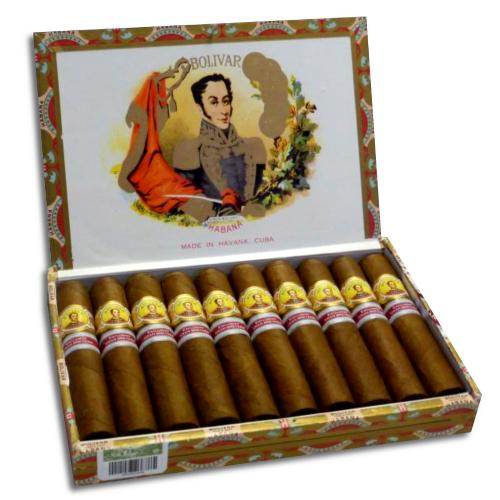Bolivar Belgravia UK Regional Edition 2015 - Box of 10