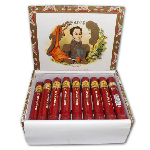 Bolivar Tubos No. 2 Cigar - Box of 25