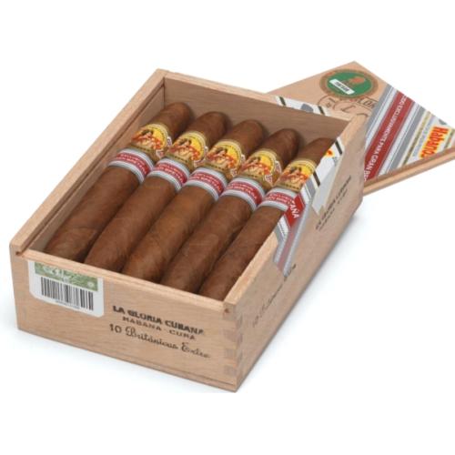 La Gloria Cubana Britanicas Extra Cigar (UK Regional Edition - 2017) - Box of 10