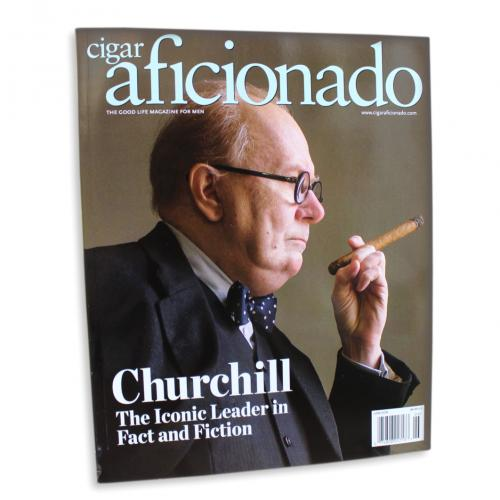 Cigar Aficionado - May/June 2018