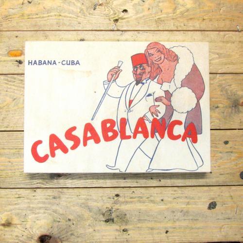Casablanca Canvas
