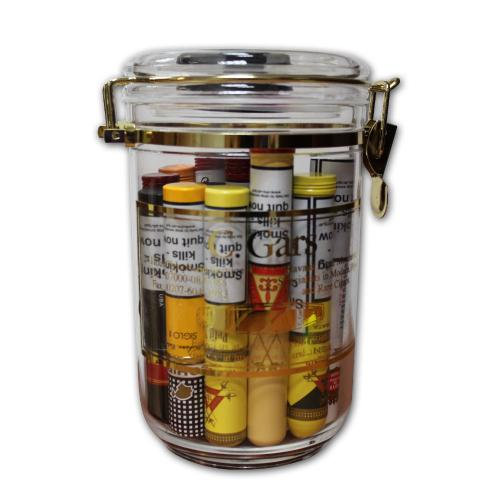 C.Gars Ltd Tubed Havana Selection - Jar Full Joy – 20 Cigars