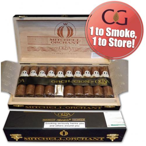 LIMITED SAMPLER - 1 and 1 Oliva Chubby - 2 Boxes of 10