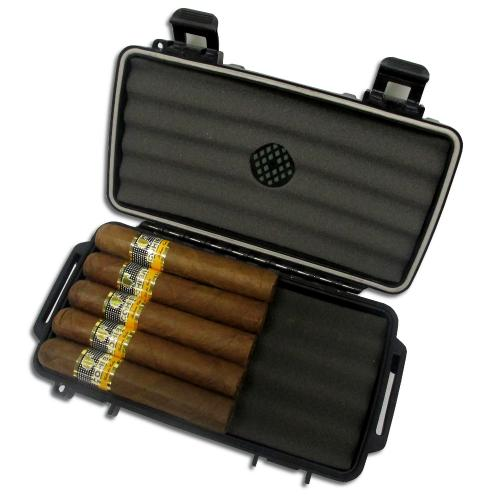 Cohiba Robusto and Crushproof Travel Humidor Sampler