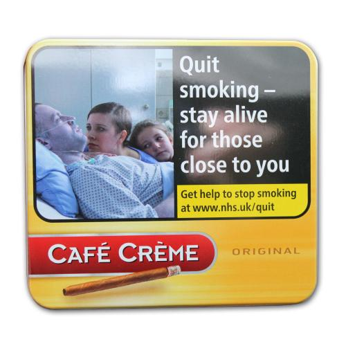 Cafe Creme Original - 10 x Tin of 10
