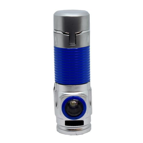 Champ Jet Flame Torch Lighter - Blue