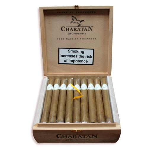 Charatan Churchill Cigar - Box of 25