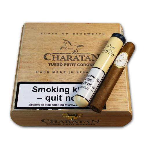 Charatan Tubed Petit Corona Cigar - Box of 10