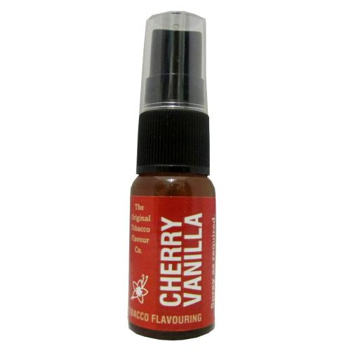 Cherry and Vanilla Tobacco Flavouring Spray - 15ml
