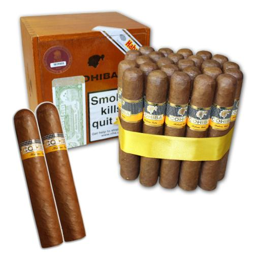 LIMITED TIME OFFER - Cohiba Robustos Cigar - 27 Cigars