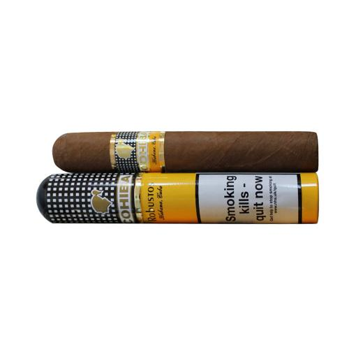 Cohiba Robusto Tubed Cigar - 1 Single