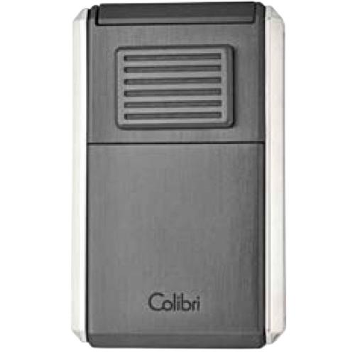 Colibri Astoria Triple Jet Flame Lighter - Gunmetal