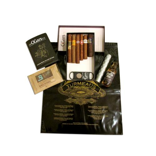 Budget Cigar and Whisky Compendium - 6 Cigars